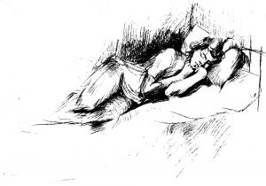 chronotype-woman-sleeping