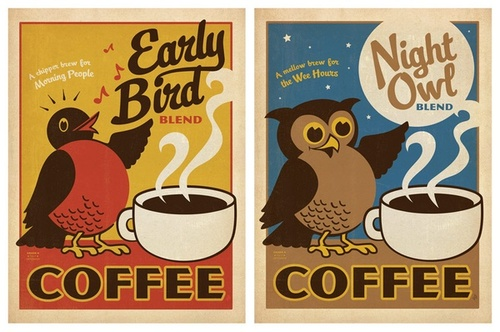 an early bird and a night owl essay Are you an early bird or a night owl by thanh pham i hear this a lot: some people are night owls and some people are early birds that's why some people are.