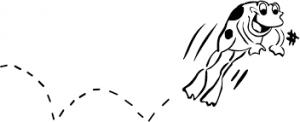 hopscotch-frog